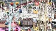 Stock Video Footage of Amusement Park 10