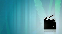 Film Reels HD Loop - stock footage