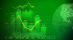 Global stock market Stock Footage