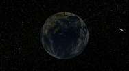 Stock Video Footage of Earth's yearly cycle - timelapse, HD
