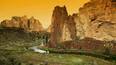 Smith Rock Stock Footage
