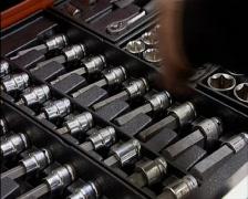 toolbox - stock footage
