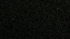 The flight through stars - stock footage