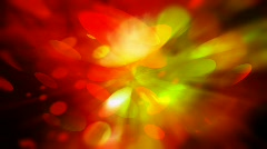 Abstract disco lights. - stock footage