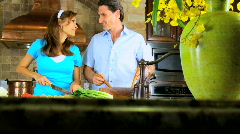 Healthy Meal Options - stock footage