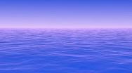 Ocean Waves and Sky 3 - HD (25fps) Stock Footage