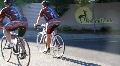 Cyclists 10 HD Footage