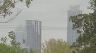 Buildings in Austin Stock Footage
