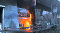 Burning Building Store Looting War Terrorist Bombing Bomb Blast ISIS Explosion Footage