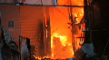Central Department Store Burns in Flames Terror Bomb Blast Attack ISIS Bangkok Footage