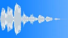 Percussive firepower Sound Effect