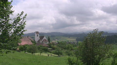Emmental valley Stock Footage