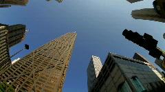 Skyscrapers Stock Footage
