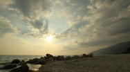 Stock Video Footage of haiti_sunset_timelapse