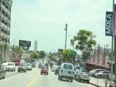 Driving LA Streets 3 Stock Footage