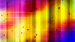 Brightly Colored Fresh Looping Animated Background  - stock footage