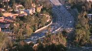 Stock Video Footage of Rush Hour Traffic in Los Angeles