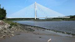 Waterford Bridge  - stock footage