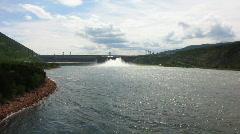 Spillway 07 - stock footage