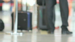 Airport activity 13 - stock footage