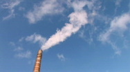 HD Coal burning power station  Stock Footage