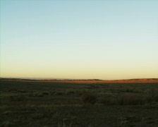 Barren desert/ Moab Stock Footage