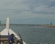 Going to straits of malacca Stock Footage