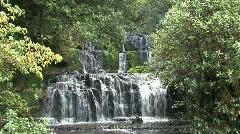Catlins, New-Zealand Stock Footage