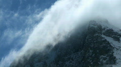 The Eiger, Time-lapse Stock Footage