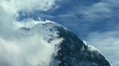 The Eiger, Time-lapse - stock footage
