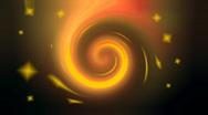 Spiral Lights Motion Stock Footage