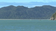 Golden bay, New-Zealand Stock Footage