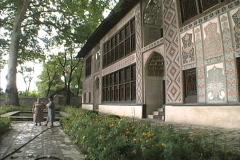 Azerbaijan Palace & garden Stock Footage