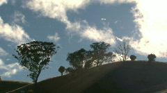 Australian landscape Stock Footage