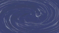 Swirl of Blue Background 1 Stock Footage