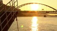 Pittsburgh Skyline 1701 Stock Footage
