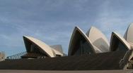Stock Video Footage of Sydney, opera house