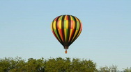 Stock Video Footage of Hot Air Balloon 1726