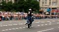 Motorbike show Footage