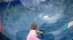 Water amusement Stock Footage