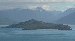 Westcoast Southern Island New-Zealand - stock footage