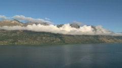 Westcoast Southern Island New-Zealand - stock footage
