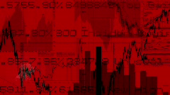 Bear market Stock Footage