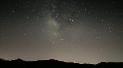 AstroPhotography Time Lapse 03 Milky Way Galaxy x270 Stock Footage