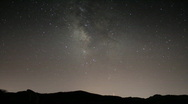 Stock Video Footage of AstroPhotography Time Lapse 03 Milky Way Galaxy x270