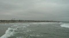San Diego Beach 02 Stock Footage