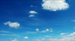 Swift clouds Stock Footage