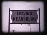 1962 Keansburg, Beach 09 Stock Footage