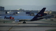 Stock Video Footage of LAX 06 HD