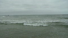 Ocean, Pier 01 Stock Footage